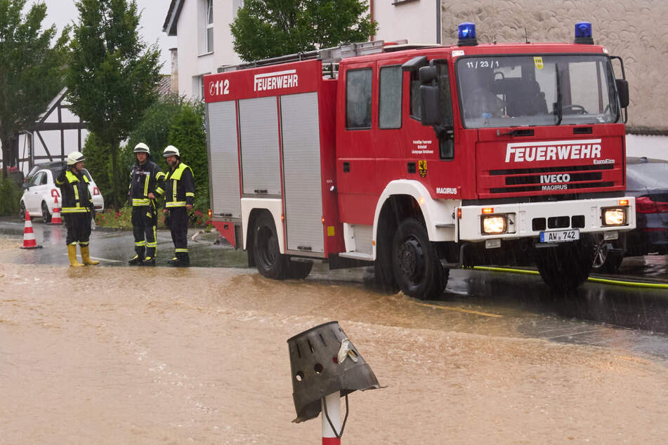 Die Feuerwehren in Rheinland-Pfalz rückten zu zahlreichen Einsätzen aus.