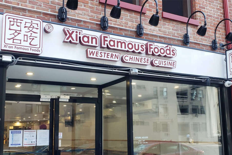 Xi'an Famous Foods 西安名吃 in New York City.