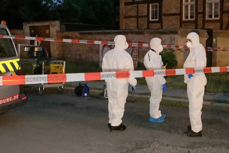 Mann in Quedlinburg auf offener Straße erschossen: 49-Jähriger in U-Haft