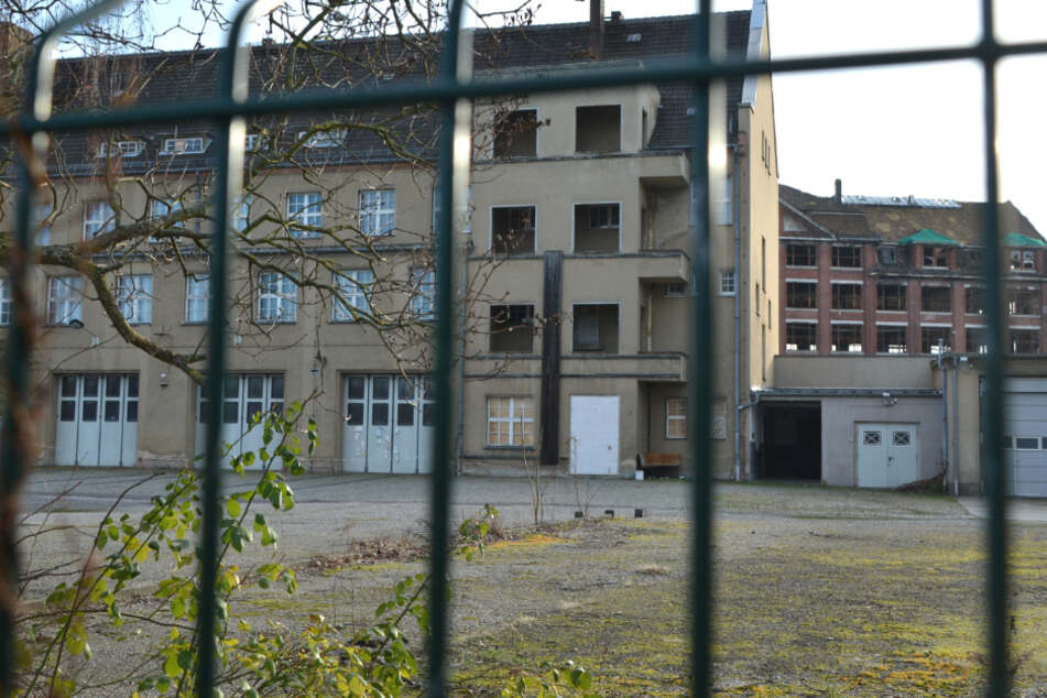 Was in dieser alten Leipziger Feuerwache entstehen soll - und wo die Probleme liegen