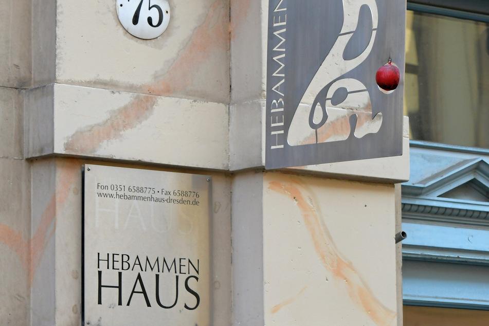Im Hebammen-Haus in der Louisenstraße werden Schwangere und junge Muttis betreut.