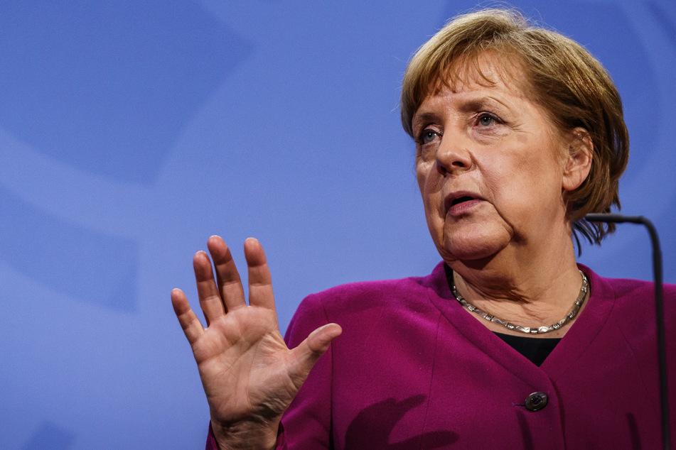 Bundeskanzlerin Angela Merkel (66, CDU) nahm nach nur einen Tag die geplante Osterruhe wieder zurück. Am Sonntag ist die Bundeskanzlerin bei Anne Will zu Gast.
