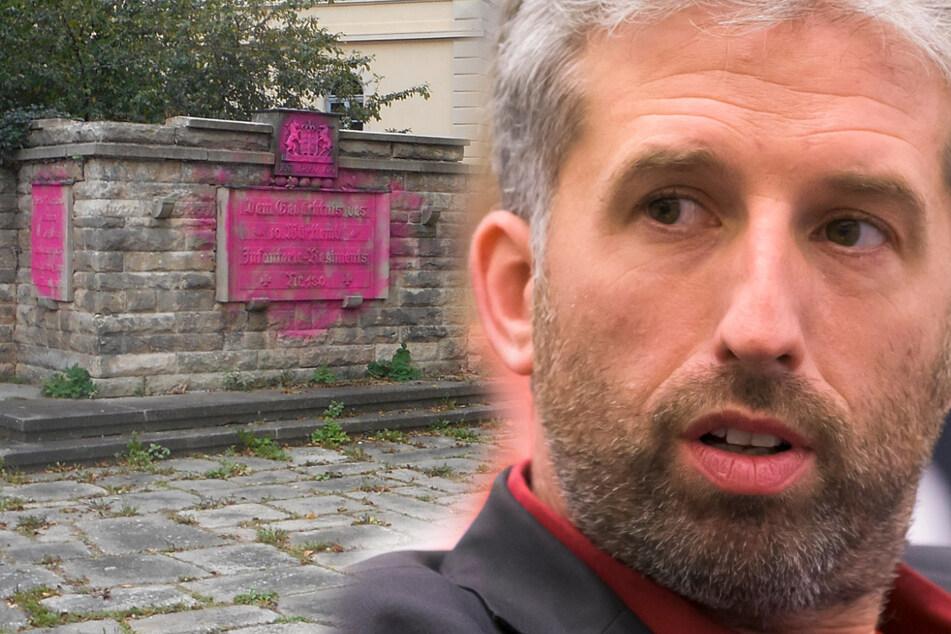 Nach linksextremen Attacken: Boris Palmer knöpft sich die Täter vor
