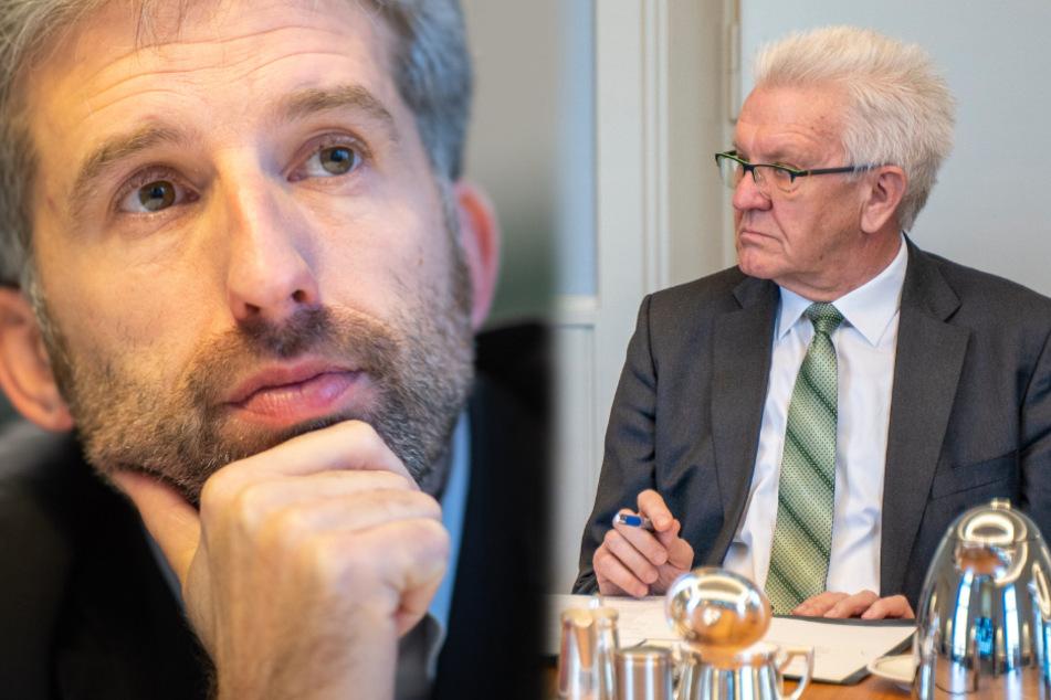 Debatte um Corona-Aussagen von Boris Palmer: Teilweise Rückendeckung von Kretschmann