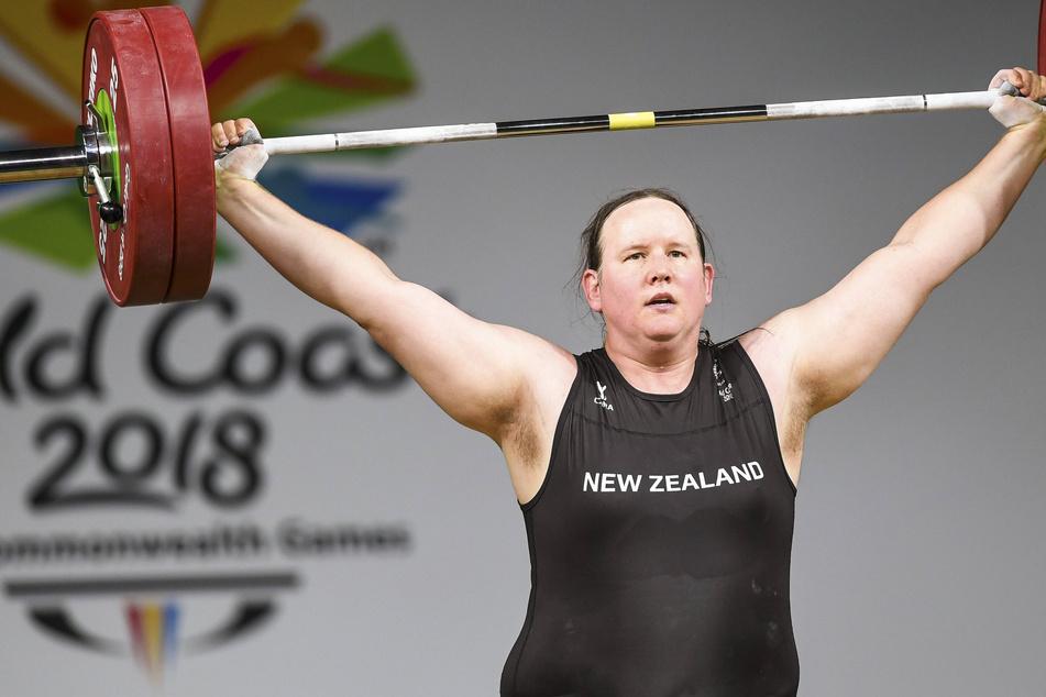 Wird SIE die erste Transgender-Athletin bei Olympia?