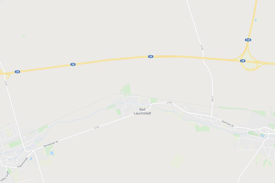 Unfallort war die A38 zwischen Schafstädt und dem Dreieck Halle-Süd.