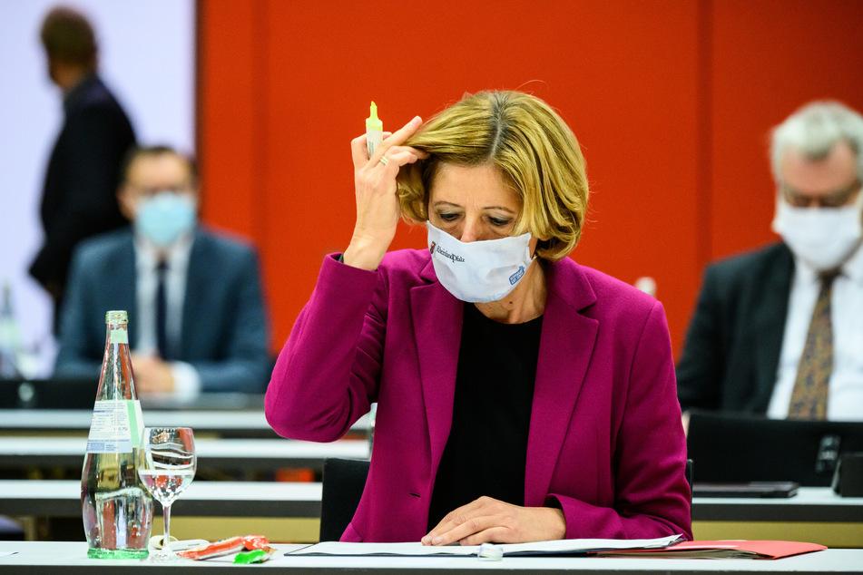 Malu Dreyer (SPD) ist die Ministerpräsidentin von Rheinland-Pfalz.