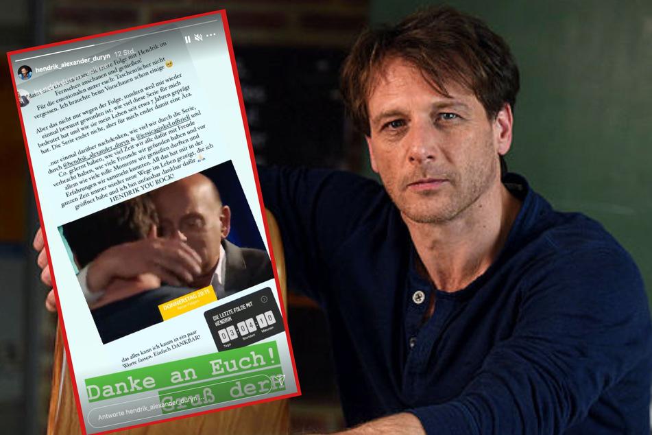 """Das Ende einer Ära: Fans nehmen Abschied von Hendrik Duryn als """"Der Lehrer"""""""