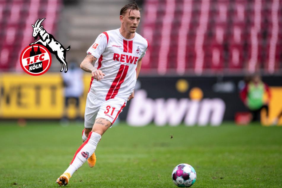 1. FC Köln: Corona-Verdacht bei Flügelflitzer Marius Wolf