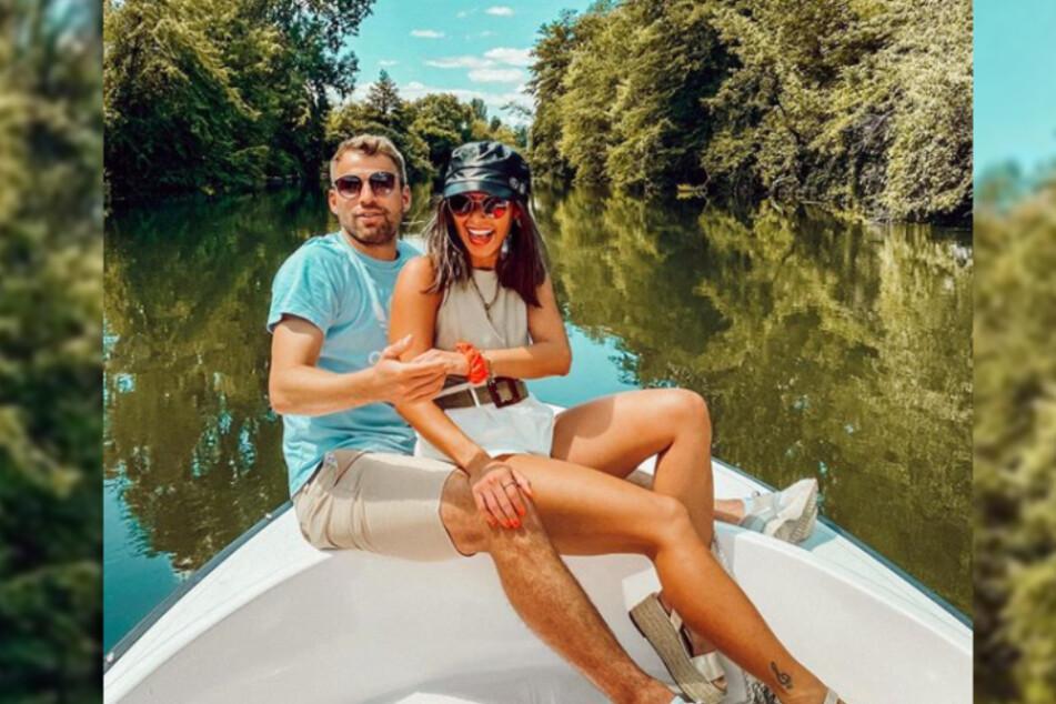 Julian Büscher (27) und Sarah Lombardi (28) sind seit Bekanntgabe ihrer Beziehung unzertrennlich. Eine Heirat wäre der nächste große Schritt!