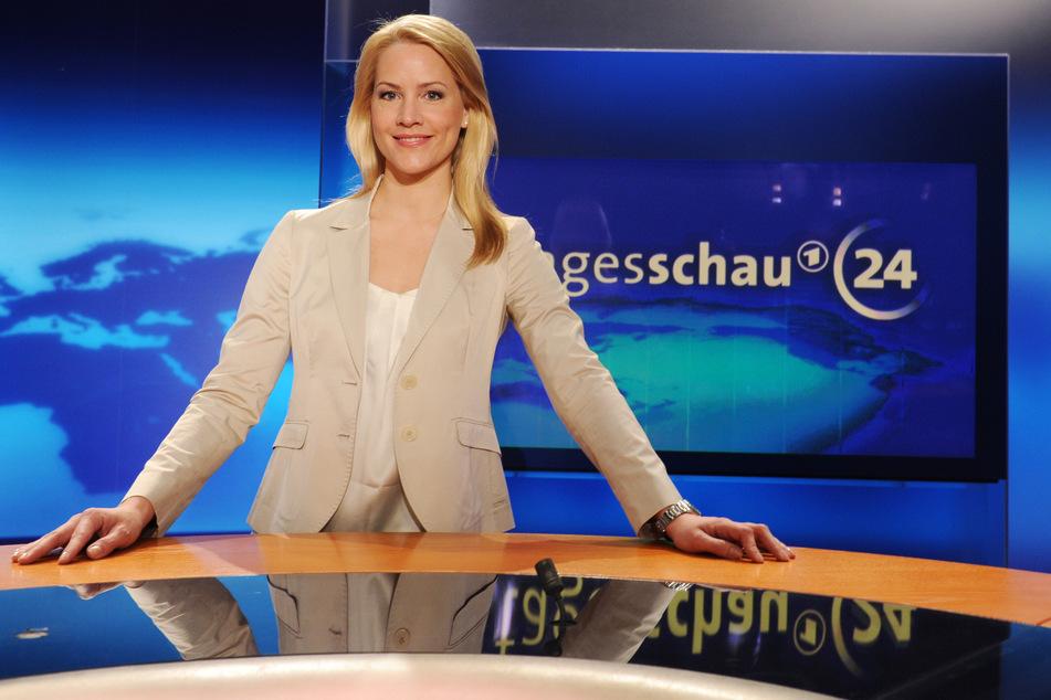 Tagesschau-Sprecherin Judith Rakers (45) ist vielen wohl vor allem aus den 20 Uhr-Nachrichten bekannt.
