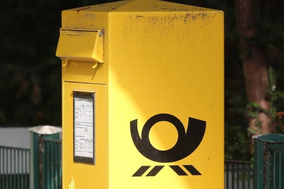Pärchen klaut 1000 Briefe aus Postkästen