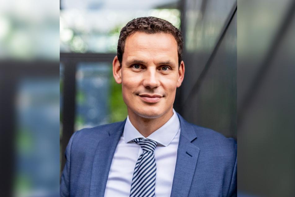 Erik Hahn (37), Professor für Medizinrecht an der Hochschule Zittau/Görlitz.