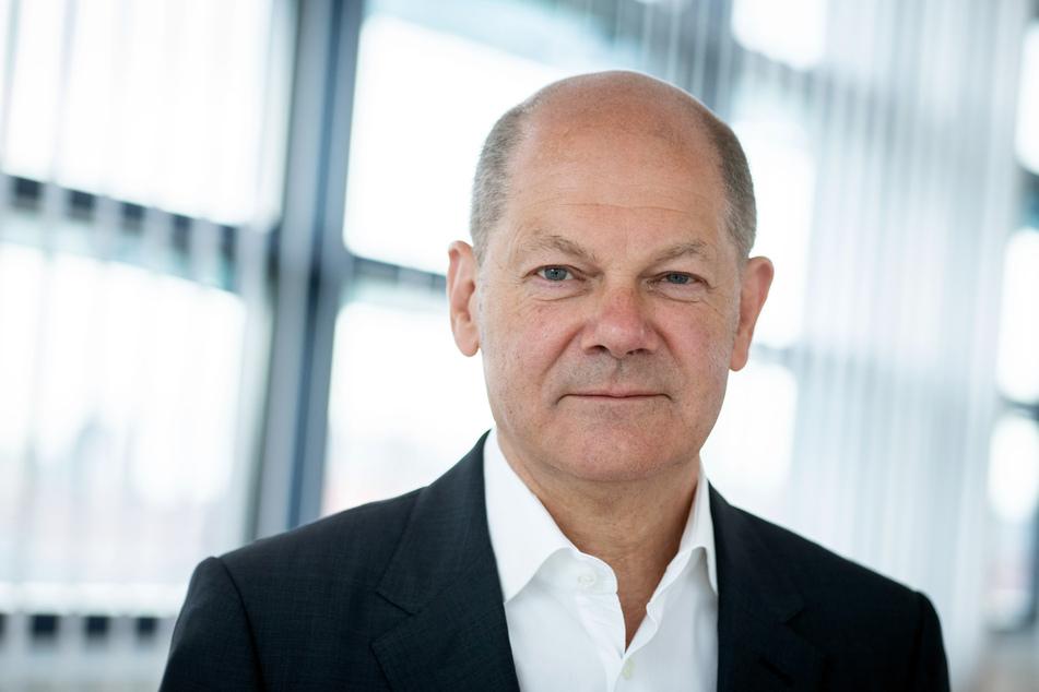 Olaf Scholz, SPD-Kanzlerkandidat und Bundesminister der Finanzen.