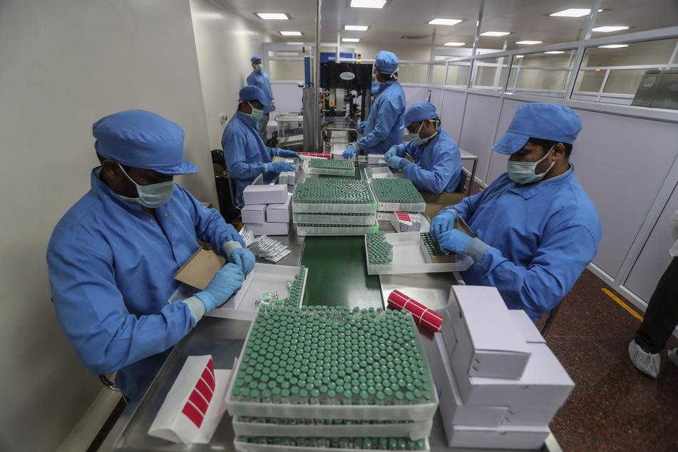 In keinem anderen Land der Welt werden so viele Impfstoffe hergestellt wie in Indien.