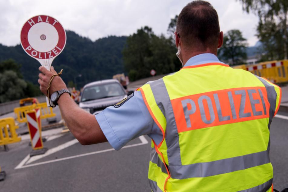 Die Grenzen zu Österreich, der Schweiz und Frankreich werden ab Montag 8 Uhr geschlossen.