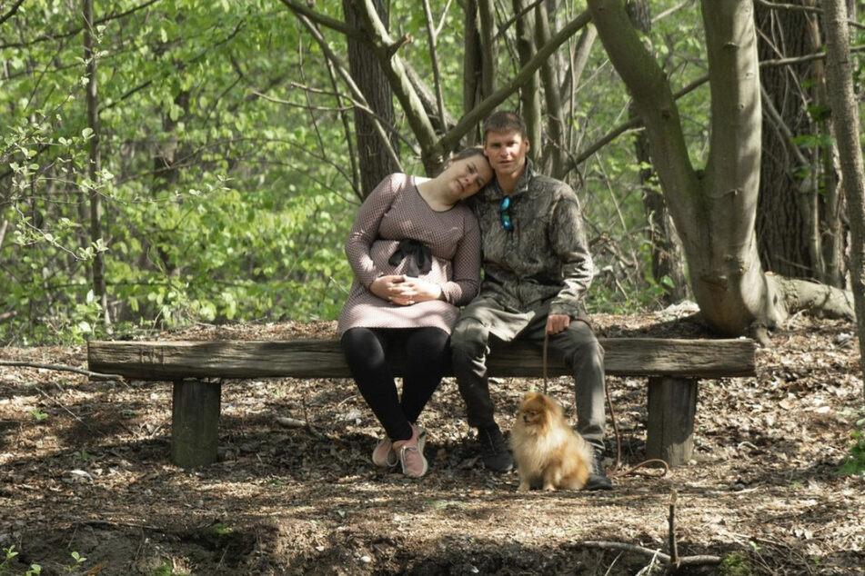 Seit zehn Jahren sind Sarafina Wollny (26) und Peter (28) ein Paar. Jetzt rundeten sie ihr Glück mit den Zwillingen Casey und Emory ab.