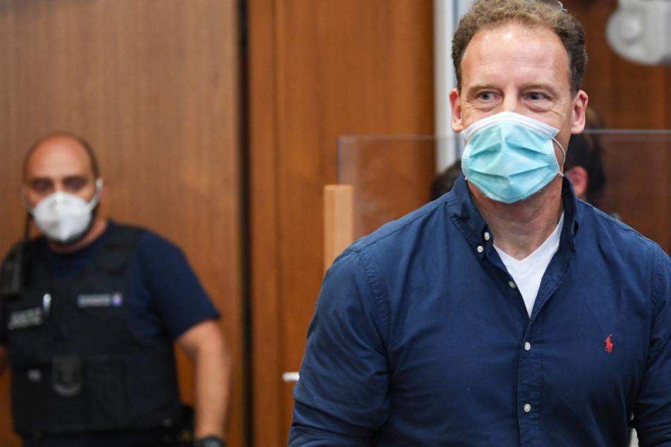 Urteil gefällt: So lange muss Stadtplan-Erbe Alexander Falk in den Knast