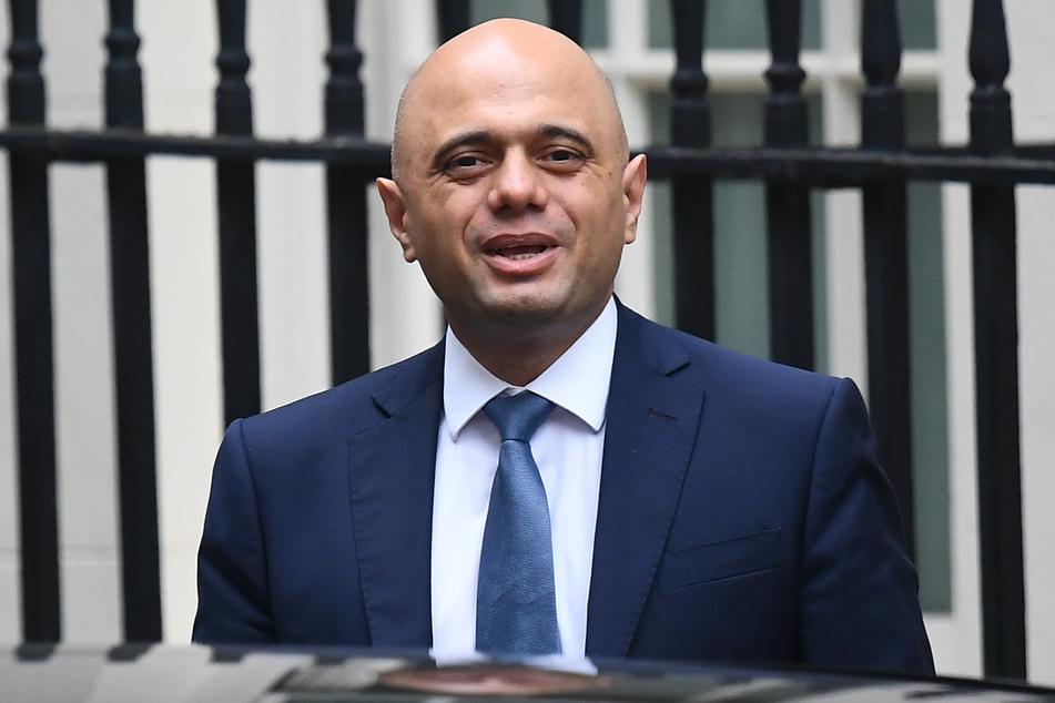Der britische Gesundheitsminister Sajid Javid (51) wurde trotz Impfung positiv auf das Coronavirus getestet. (Archivbild)
