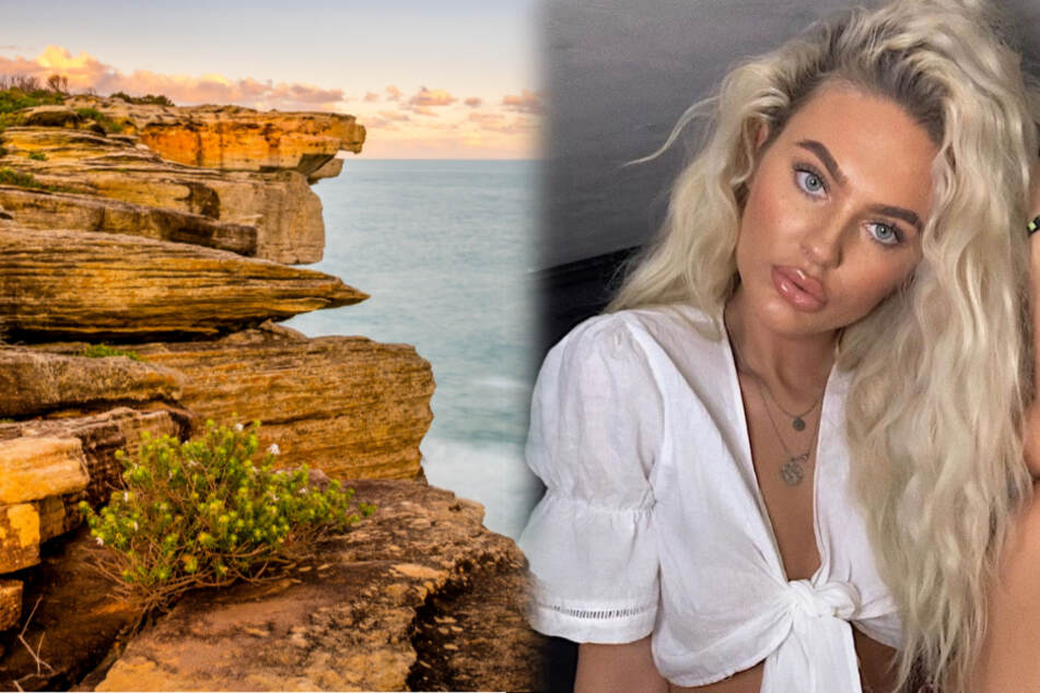 A famous selfie spot in Sydney, Australia, became the young woman's undoing.