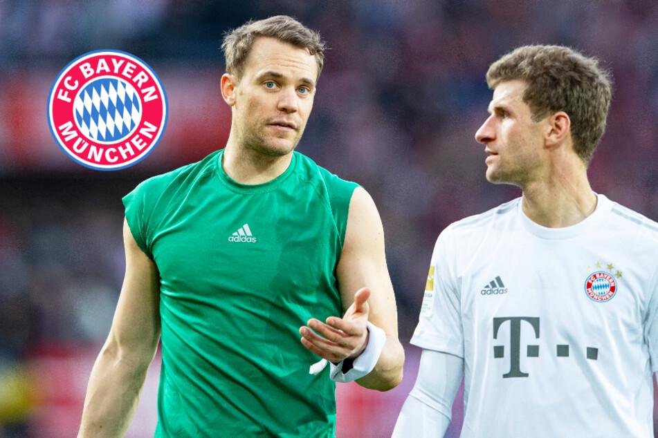 Bayern-Stars blicken nach vorne: Manuel Neuer ist heiß, Thomas Müller unschlüssig