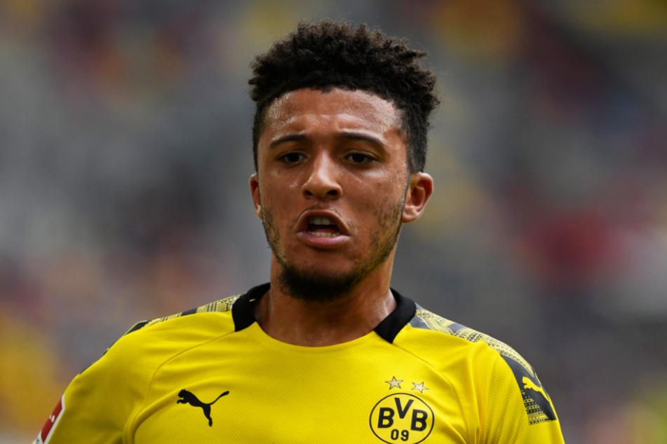 Jadon Sancho darf Borussia Dortmund offenbar nur für die Fixsumme von 120 Millionen Euro verlassen.