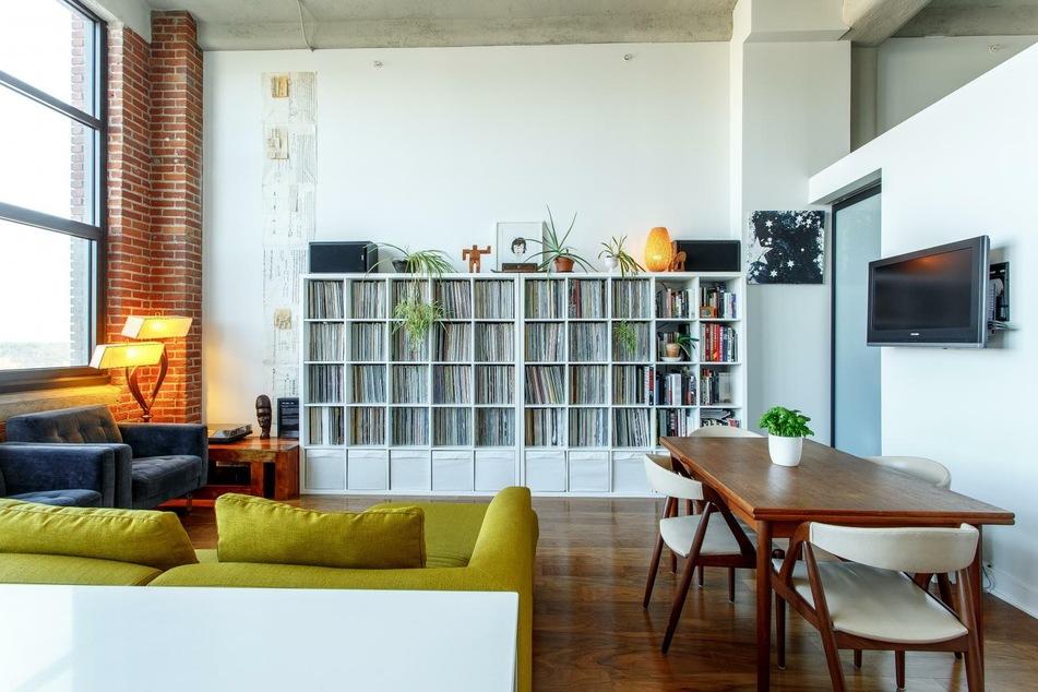Manchmal kann es reichen, wenn man die Möbel einfach mal umstellt.