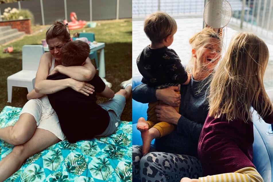 """Möchte Vierfach-Mama Nina Bott etwa noch mehr Nachwuchs? """"Ich liebe Kinder!"""""""