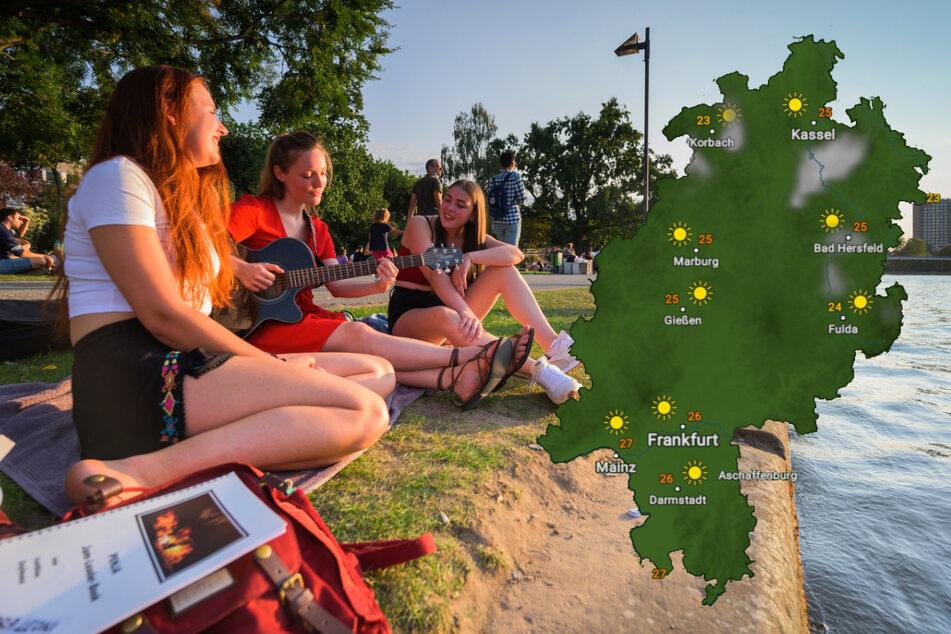 Hessen-Wetter: Der herrliche Spätsommer hält erst einmal an