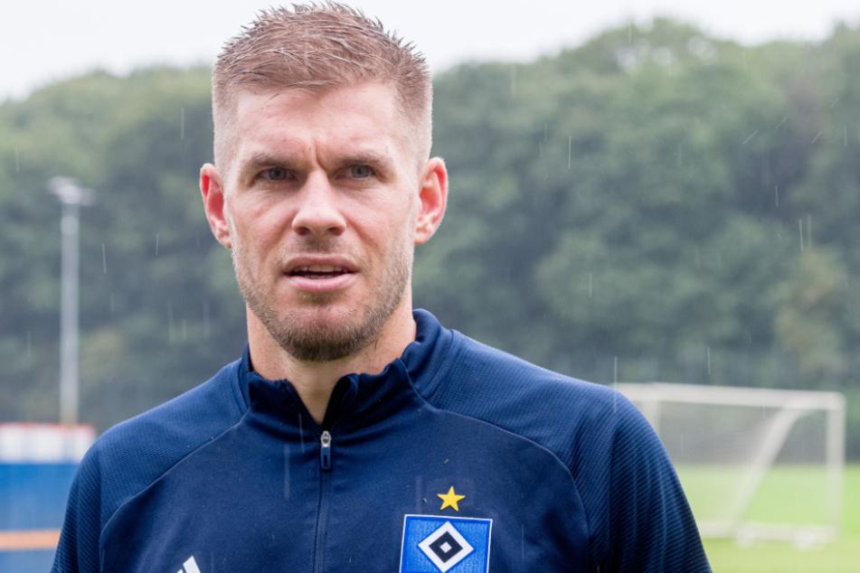 Simon Terodde spielt nun für den Hamburger SV.