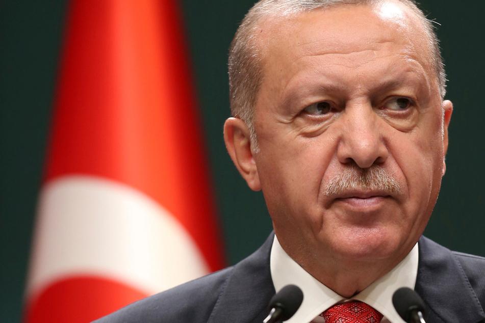 Streit um Gas im Mittelmeer: Erdogan warnt vor Eskalation