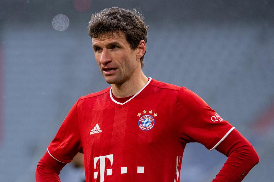 Thomas Müller (31) ist wieder in München angekommen und muss in Quarantäne. (Archiv)