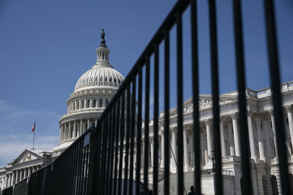 Capitol Police fencing that was installed in response to the January 6 attack was only recently removed.