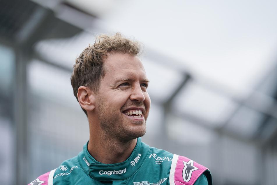 Sebastian Vettel erfüllte zwei Fans einen Traum.