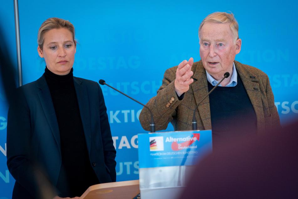 Verfassungsschutz stuft AfD als Verdachtsfall ein!