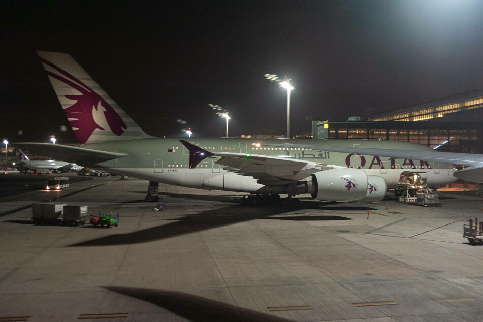 At Qatar airport, 18 women were forcibly examined (stock image).