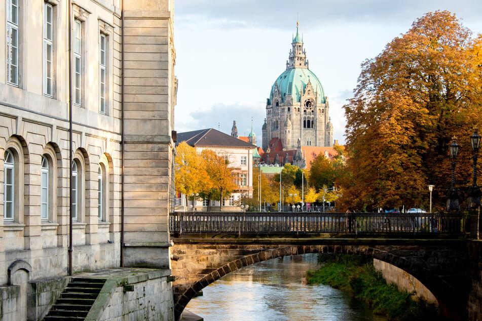 Niedersachsens Hauptstadt Hannover.