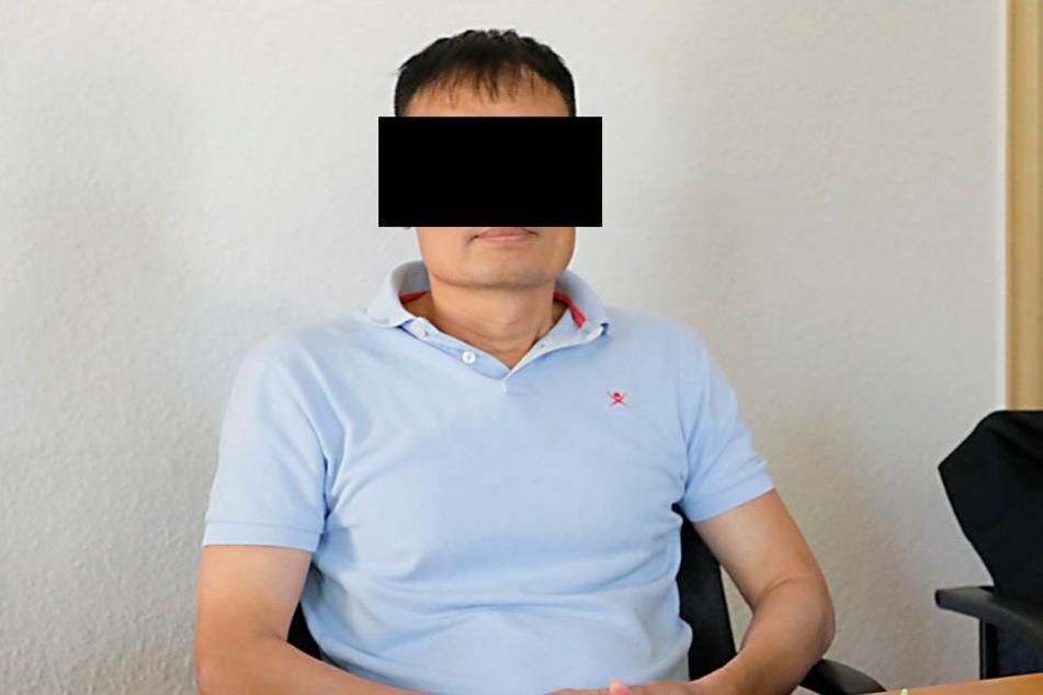 Quoc Hung N. (53) soll zwei Landsleute brutal mit einem Kabel erdrosselt haben.