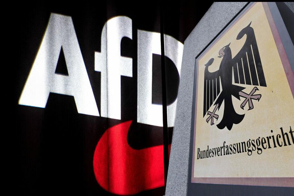 Eilantrag abgelehnt: AfD erlebt Schlappe in Karlsruhe