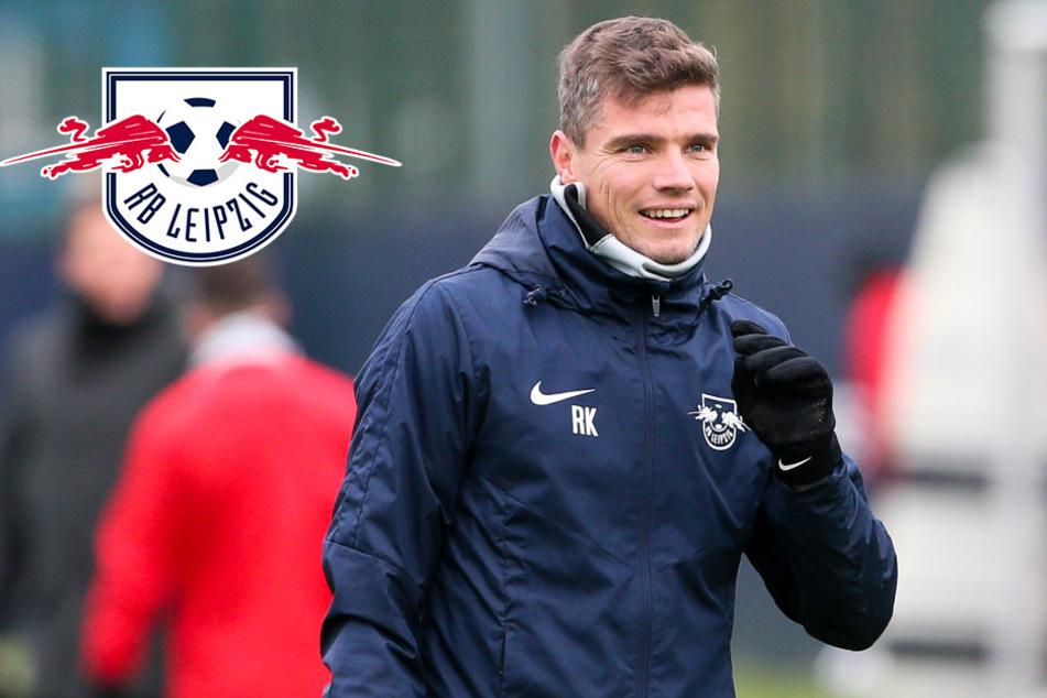 RB-Co-Trainer Robert Klauß traut U19-Talenten Sprung in die 1. Liga zu