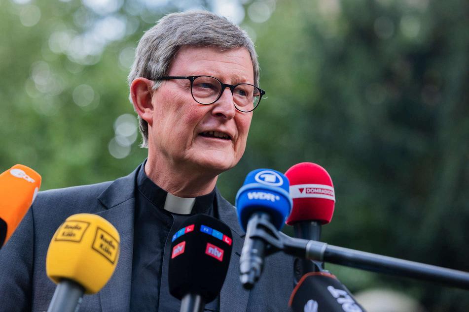 Kardinal Rainer Maria Woelki (65) nimmt sich eine Auszeit und erhält weiterhin sein volles Gehalt.