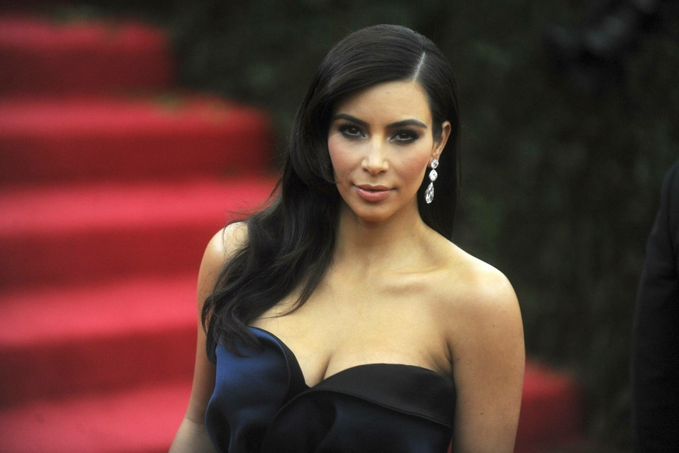 Kim Kardashian became famous as a reality TV star. (Photo: imago images / Future Image)