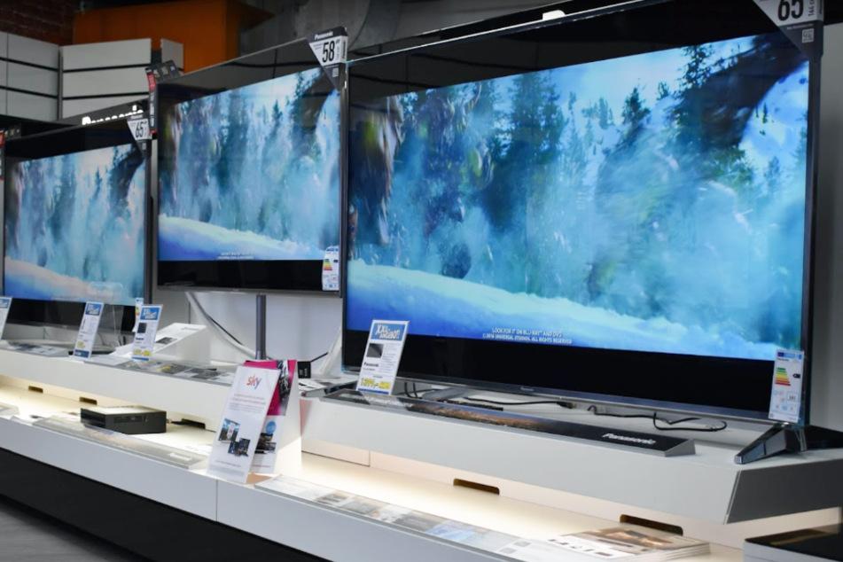 Bei Euronics gibt's jetzt Fernseher super günstig!