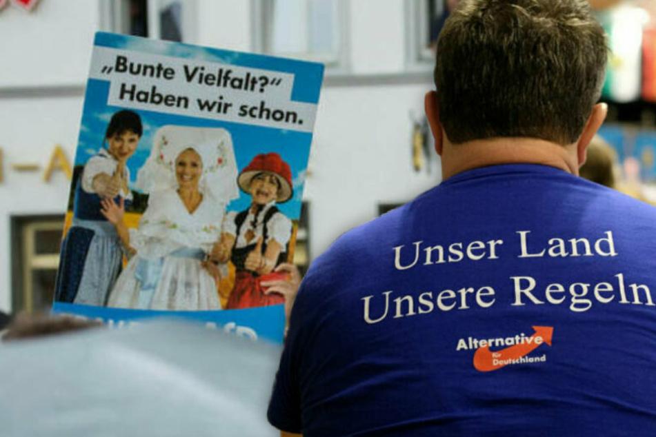 Bertelsmann-Studie: 29 Prozent der AfD-Wähler denken klar rechtsextrem!