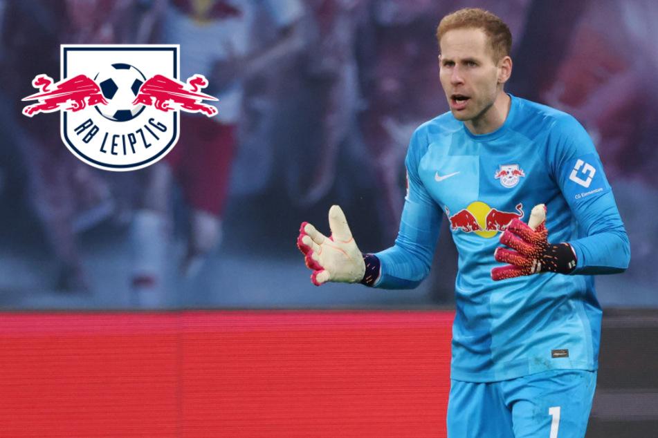 Für Leipzig-Torwart Gulacsi endet die Saison vorzeitig: Bundesliga-Debüt für Martinez
