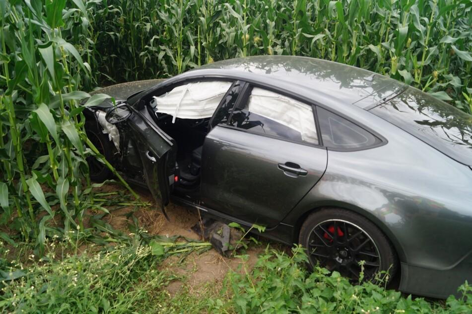 Die Audi-Fahrerin war zum Zeitpunkt des Unfalls alkoholisiert gewesen.