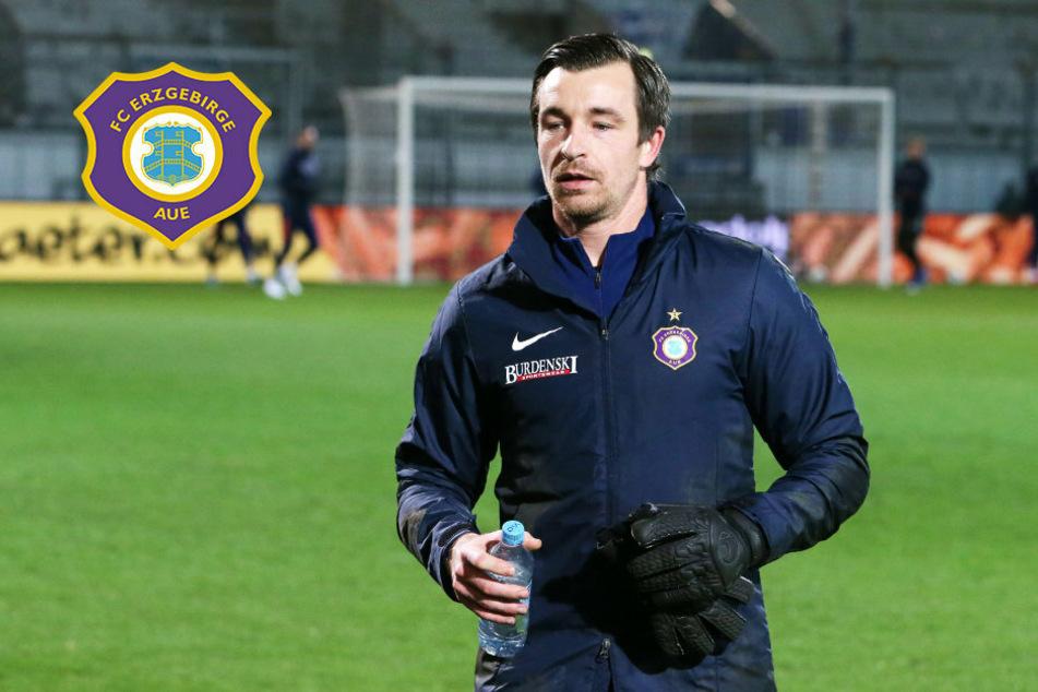 """Gehaltsverzicht beim FC Erzgebirge Aue? """"Noch nix fix!"""""""