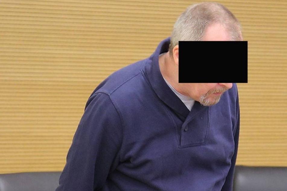 Ex-Kirchendiener missbrauchte zweijährige Enkelin