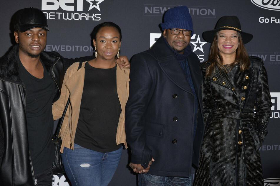 Whitney Houstons Ex Bobby Brown trauert um seinen Sohn