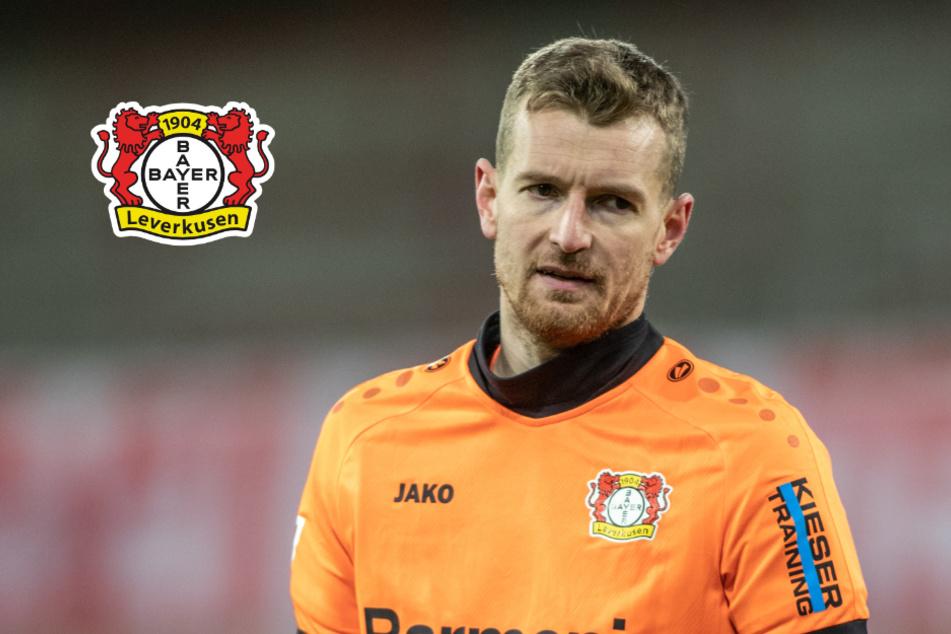 Ganz bitter! Leverkusen noch viele Wochen ohne Stammkeeper